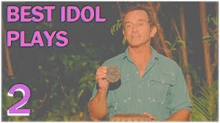 Survivor | The Best Idol Plays in History 2!