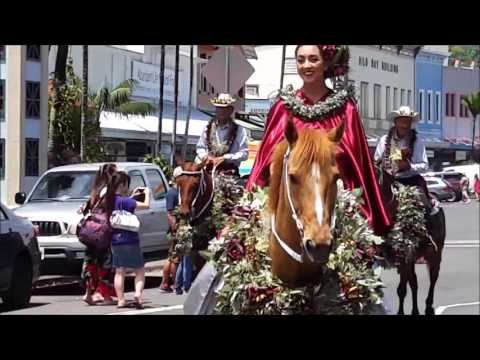 A visit to Hilo and the Merrie Monarch Parade