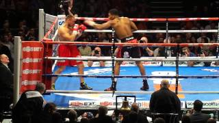Anthony Joshua Vs Denis Bakhtov - FULL FIGHT LIVE at The 02 - 11.10.2014