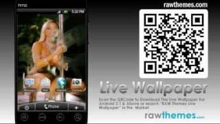 Tancy Hanna Live Wallpaper - Apps for Men