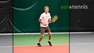 Теннис. Удар справа