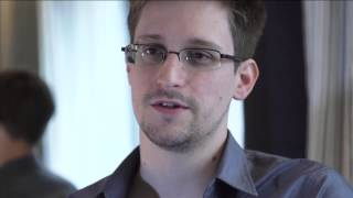 Edward Snowden interview: