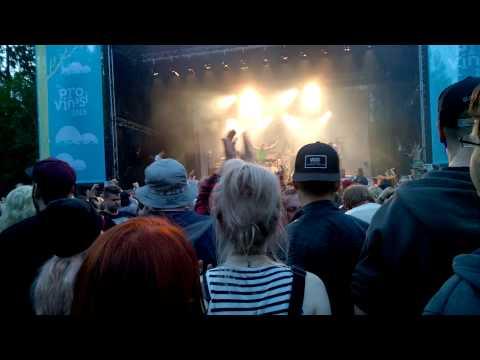 Disco Ensemble - We Might Fall Apart live @ Provinssi 2015