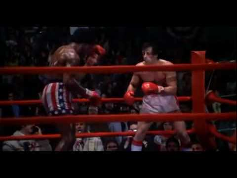 Rocky Balboa Vs Apollo Creed - YouTube