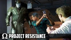 RESIDENT EVIL'S NEW MULTIPLAYER GAME! | Project Resistance (Closed Beta Test Multiplayer)