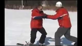 Урок№ 2 Видео как научиться кататься на сноуборде