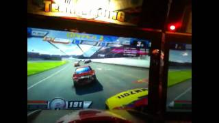 Dave And Buster Car Race