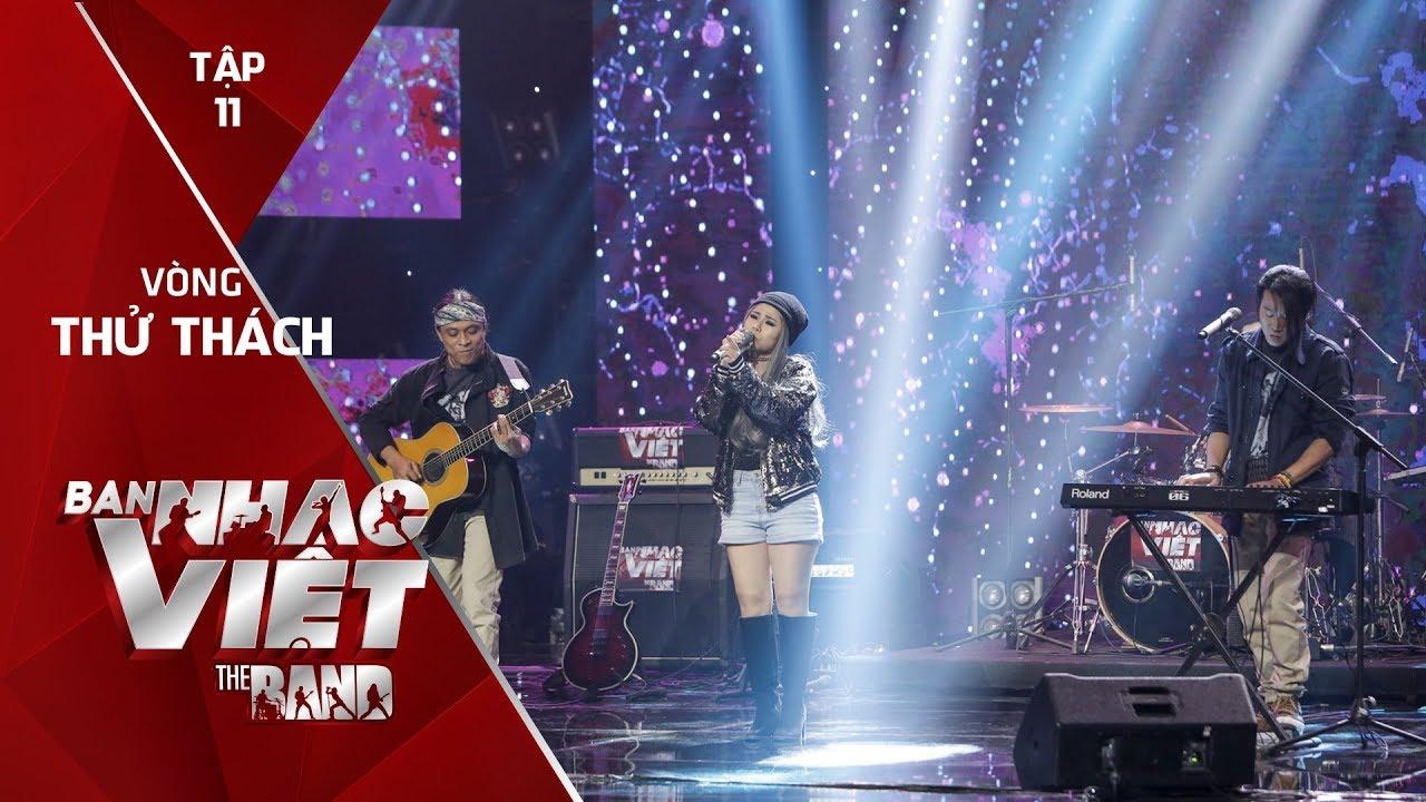 Giấc Mơ Ngày Mai - An Nam Band // Tập 11 vòng Thử Thách | The Band - Ban  Nhạc Việt 2017