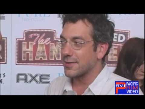 Director Todd Phillips of The Hangover