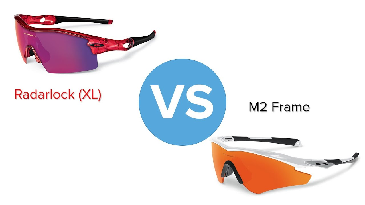 oakley baseball sunglasses m2  velonomad reader questions: is the oakley m2 frame or radarlock better?