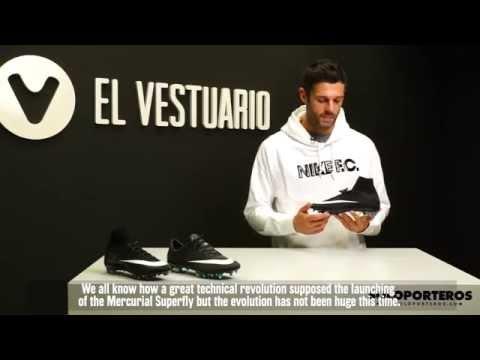 Review bota Nike Mercurial Superfly CR7 (English subtitles)