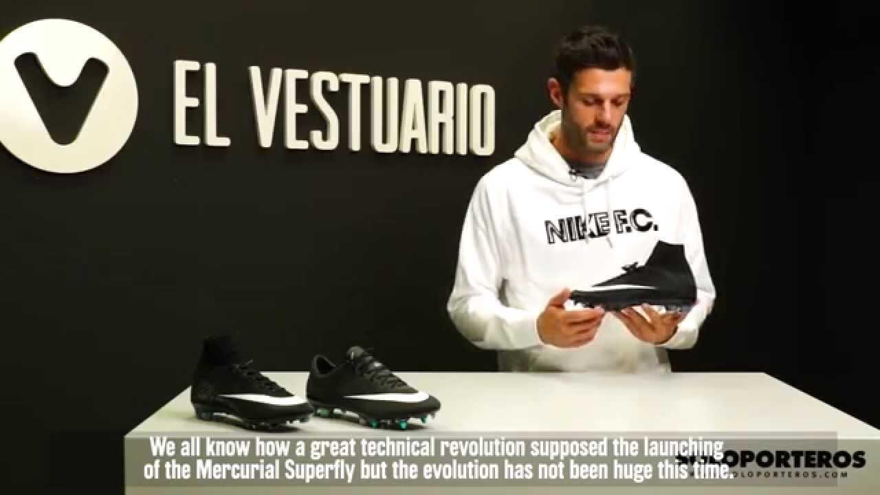 19c98de586fa2 Review bota Nike Mercurial Superfly CR7 (English subtitles) - YouTube