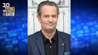 Fans Show Love For Matthew Perry After Health Update