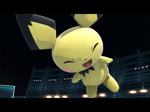 Void's Guide to Play Pichu in Smash Bros Ultimate thumbnail