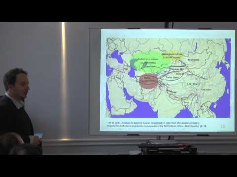 Hannes A. Fellner (Vienna): Linguistic Contact between Indo-European and Old Chinese