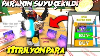 OYUN MU ZORLAŞMIŞ PEEHHH BİZE KOYMAZ / Magnet Simulator Update 7.5 / Roblox Türkçe