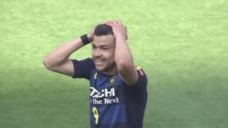 2017年4月30日(日)に行われた明治安田生命J1リーグ 第9節 新潟vs柏...