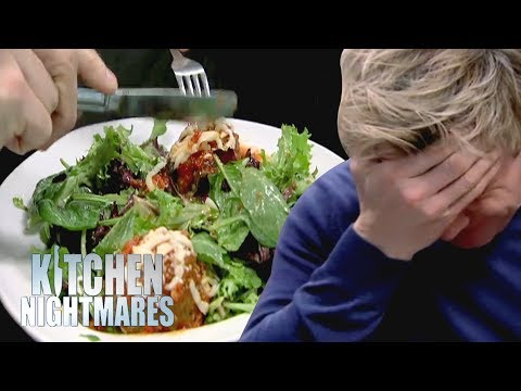 Meatball Salad is a MESS | Kitchen Nightmares