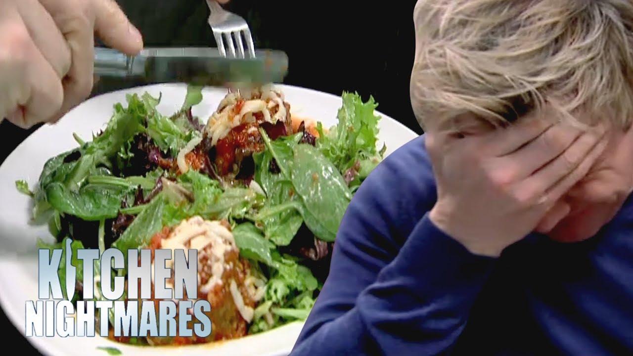 Kitchen Nightmares Meatball Salad