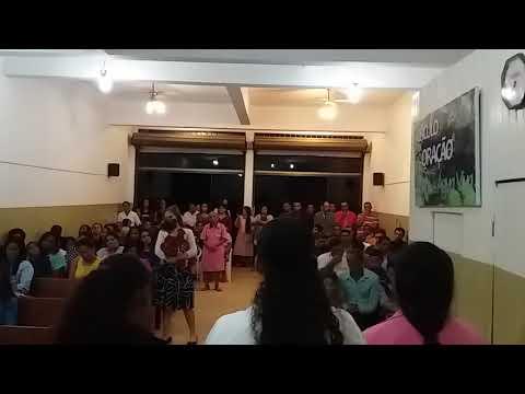Círculo de oração. Do são Simão do Rio Preto. .