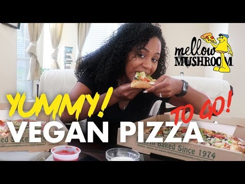 Vegan Pizza Near Me | Mellow Mushroom