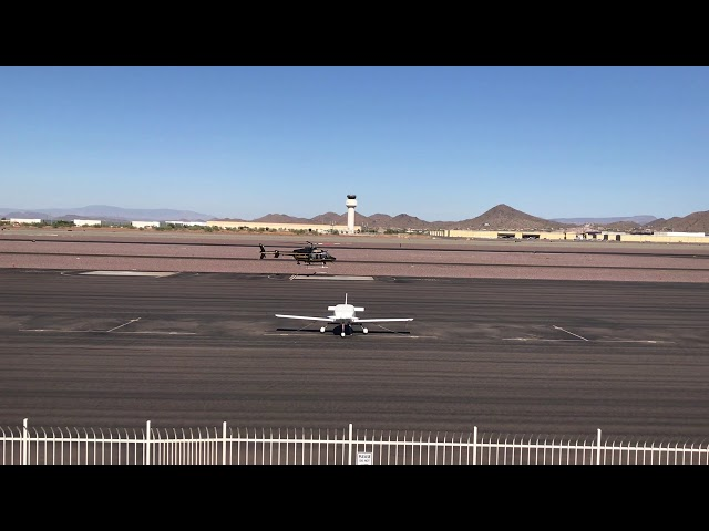 MCSO Departure from DVT