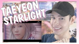 MV Reaction I TAEYEON 태연_Starlight (Feat. DEAN)
