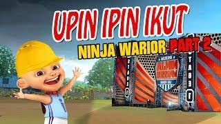 Upin ipin Ikut Ninja Warior part 2 GTA Lucu