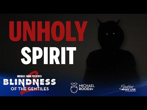 The Unholy Spirit | Shabbat Night Live