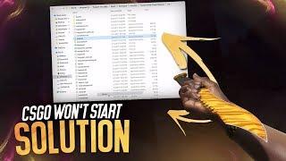 CS:GO won't start 2017 Solution (Fixed) thumbnail