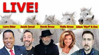 LIVE: JACOB ISRAEL, MARFOOGLE NEWS ( Adam & Dex) Join Global Witness