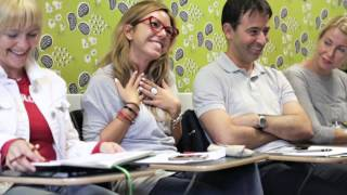 Learn English in London 30+ with EC English Language Centres
