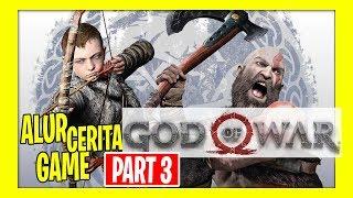 ALUR CERITA GOD OF WAR 4 [KRATOS GOOD FATHER] PART 3