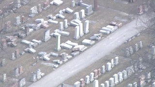 Jewish cemetery vandalised in Missouri