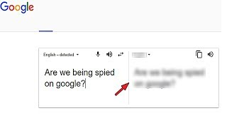 5 Scary Things to Never Type On Google Translate...