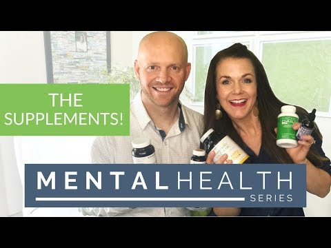 Supplements For Anxiety | Part 2 | Mental Health Series | My Friend Mesha