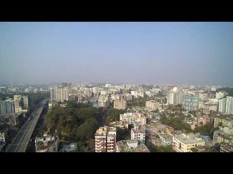 the DRONE IN CHITTAGONG
