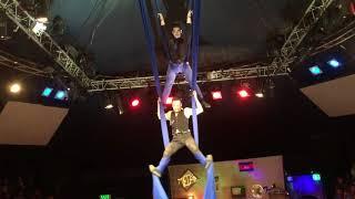 Cambodian Phare circus amazing show