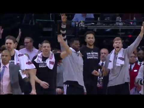 Patty Mills Wins Game with Clutch 3 | 12.20.16