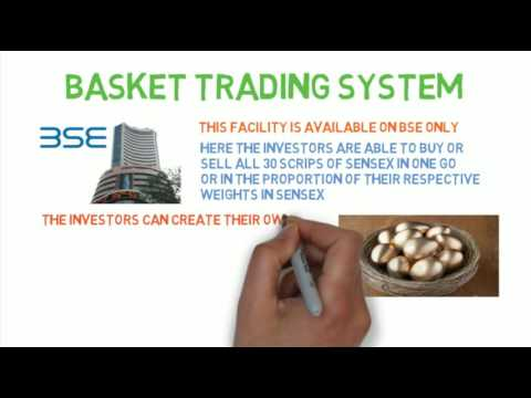 Market Infrastructure Institutions - Stock exchange Trading Mechanism [CS-Executive]
