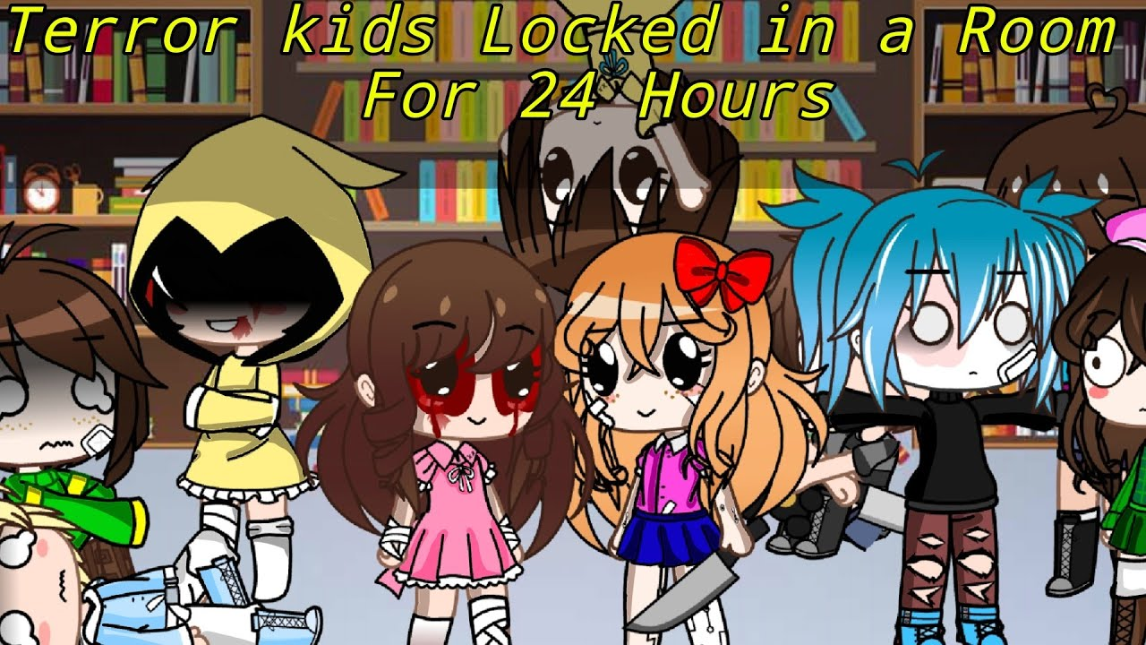Terror Kids Locked In A Room For 24 Hours