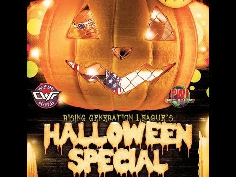 CWF Mid-Atlantic Worldwide Ep  #129: CWF's Halloween Special (10/31/17)