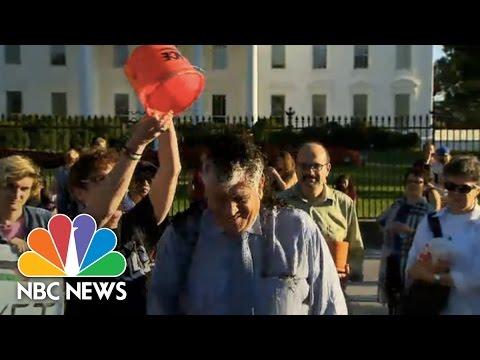 'Rubble Bucket Challenge' Reaches D.C. | NBC News