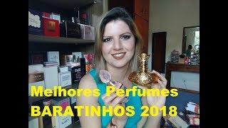 Melhores Perfumes Baratinhos de 2018