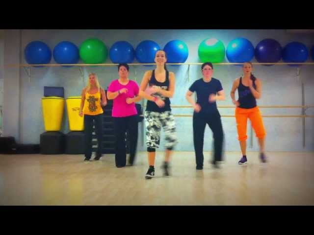 Natalie Jurado (Fitness dance) Cachondea -Salsa