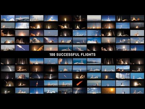 100 Successful Flights
