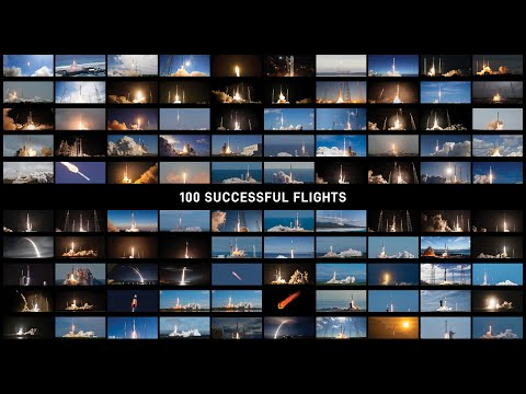 100 Successful Flights