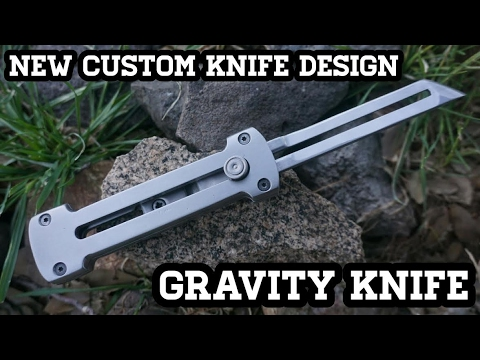 Knife Making - New Gravity Knife