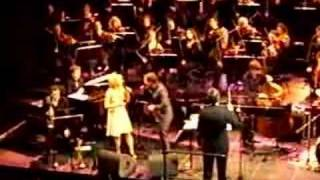Silje Nergaard - i don't want you see you cry - Duet