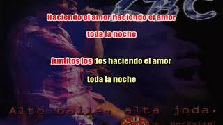 Karaoke Haciendo El Amor - La Banda De Carlitos